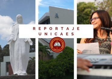 REPORTAJE UNICAES EN LA PRENSA GRÁFICA