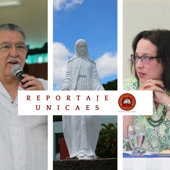 VI REPORTAJE DE UNICAES EN LA PRENSA GRÁFICA