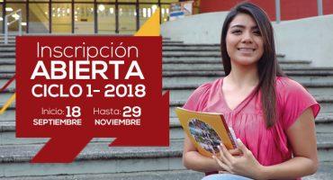 Proceso de Ingreso Ciclo I-2018