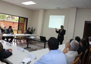 UNICAES FIRMA CONVENIO DE INVESTIGACIÓN EN CLÚSTER DE AGROALIMENTO Y MANUFACTURA