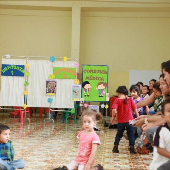 Círculos de Familia Saludables: un aporte a la niñez en Santa Ana