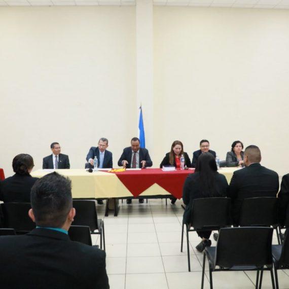 REPRESENTACIÓN DE LA FISCALIA GANA FINAL DEL XV CONCURSO DE LITIGACIÓN ORAL