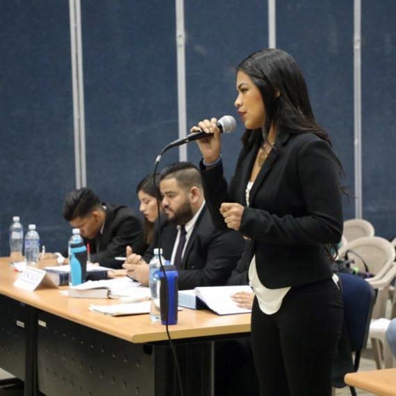 A UN PASO DE LA FINAL: CONCURSO DE TÉCNICAS DE LITIGACIÓN ORAL