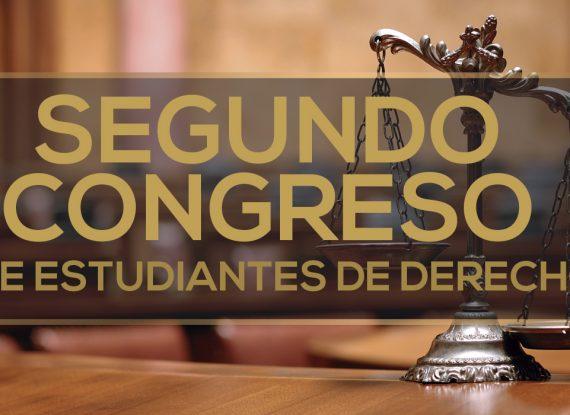 Segundo Congreso de Estudiantes de Derecho