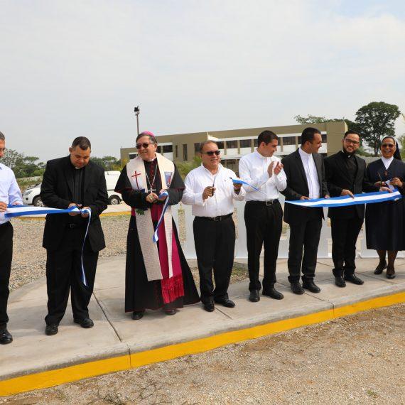 UNICAES INAUGURA EL CENTRO REGIONAL DE METAPÁN