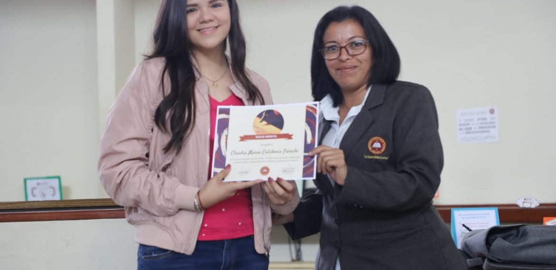 FELICIDADES GANADORES CONCURSO CUENTOS